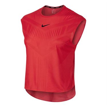 Nike Court Dry Slam Tank - Action Red