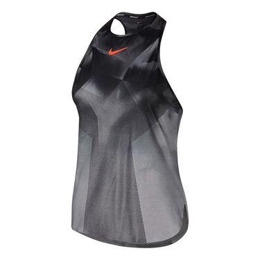 Nike Court Dry Slam Tank - Metallic Platinum