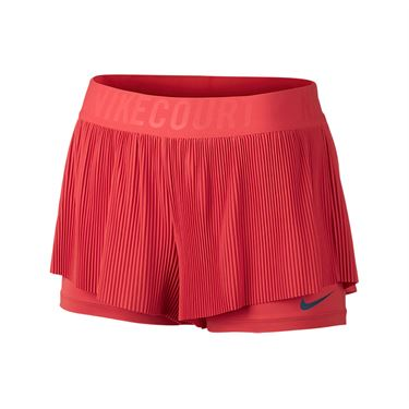 Nike Court Flex Maria Shorts - Action Red