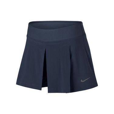 Nike Court Flex Pleat Skort - Thunder Blue