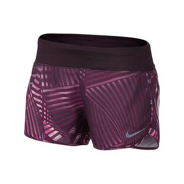Nike Flex Running Short - Light Fusion Red