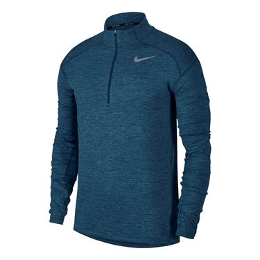 Nike Dry Element 1/2 Zip - Blue Force