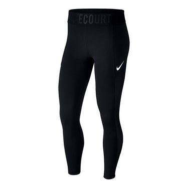 Nike Court Power Tight - Black