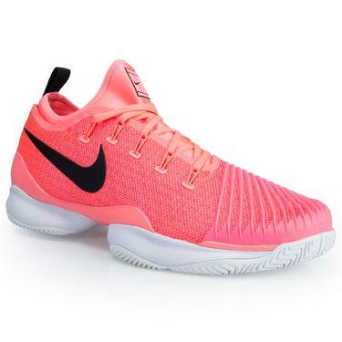Nike Air Zoom Ultra React Mens Tennis Shoe - Lava Glow/Black