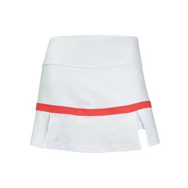Bolle Confetti Side Pleat Skirt - White