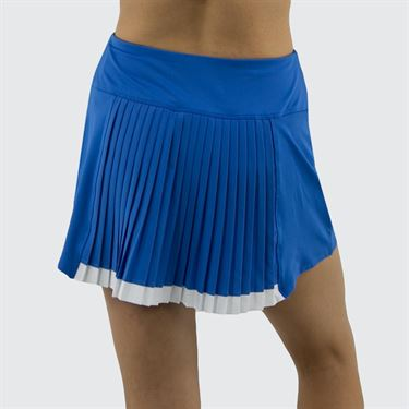 Bolle Maritime Blues 14 Inch Skirt Womens Cobalt Blue 8631 28 4789