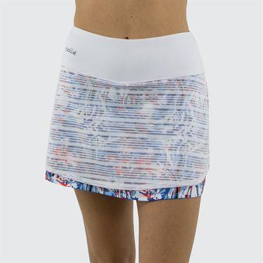Bolle Maritime Blues 14 Inch Skirt Womens White 8632 28 0110