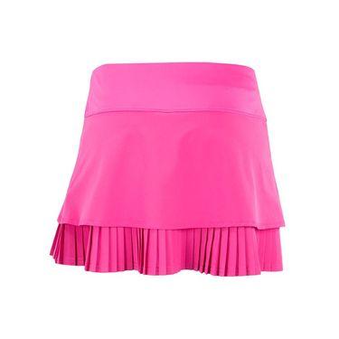 Bolle Chianti 14 Inch Pleated Skirt - Lipstick