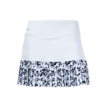 Bolle Ravello Pleated Skirt - White