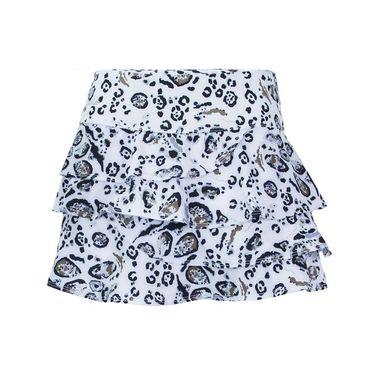 Bolle Ravello Layered Flounce Skirt - White
