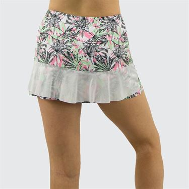 Bolle Tropical Oasis Skirt Womens White 8670 29 0110
