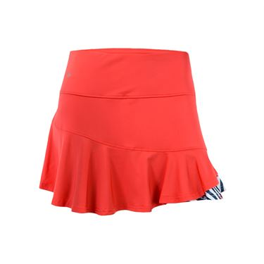 Bolle Catalina Flounce Skirt - Coral