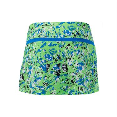 Bolle Painters Palette Skirt - Electric Blue