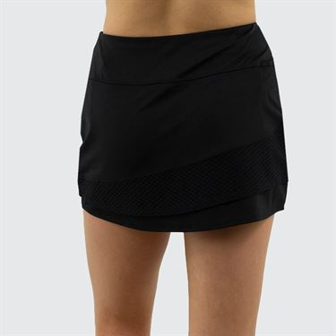 Bolle Brush Strokes Skirt Womens Black 8675 29 1000