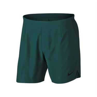 Nike Court Flex Ace Short - Dark Atomic Teal