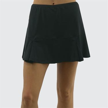 Bolle Essentials Flounce Skirt -Graphite