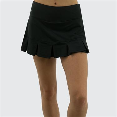 Bolle Inferno Pleated Skirt - Black