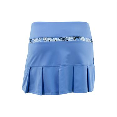 Bolle High Resolution Pleated Skirt - Periwinkle