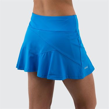 Bolle Blue Bayou Skirt Womens Peacock Blue 8691 29 4359