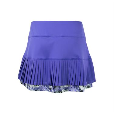Bolle Purple Passion Pleated Skirt - Violet