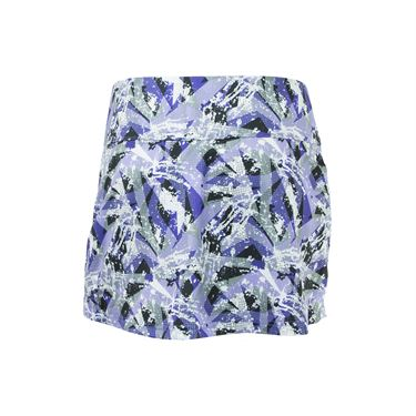 Bolle Purple Passion Printed Skirt - Violet
