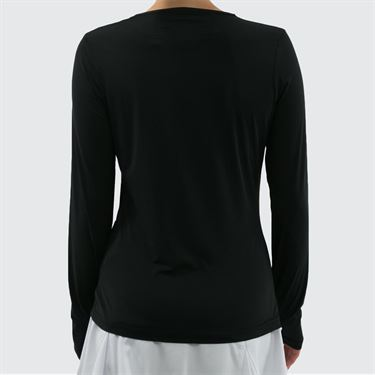 Bolle UV Long Sleeve Top - Black