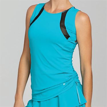 Bolle Footloose Keyhole Tank - Aqua