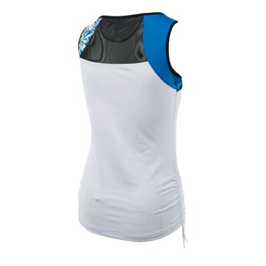 Bolle Island Breeze Crew Neck Tank - White
