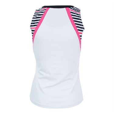 Bolle Verona Scoop Neck Tank - White