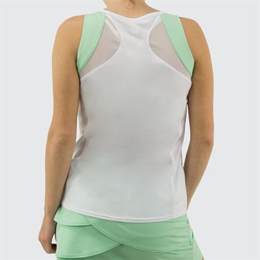 Bolle Tropical Oasis Tank Womens White 8792 29 0110