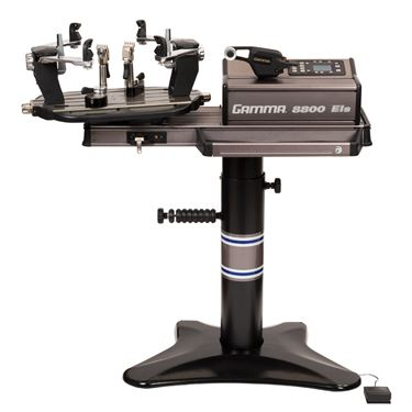 Gamma 8800 ELS  Tennis Stringing Machine (6 Point SC Mounting)