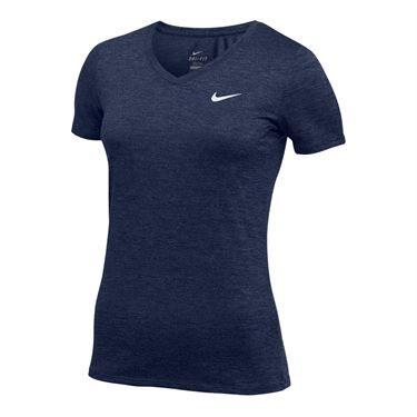 Nike Dry Team Legend Top - Navy Blue