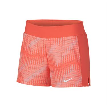 Nike Court Flex Pure Short - Light Wild Mango