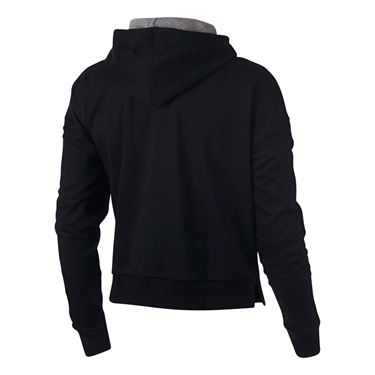 Nike Court Hoodie - Black