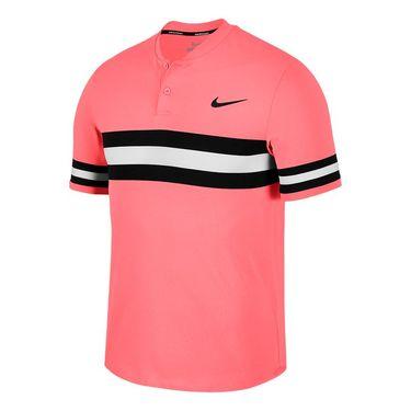 Nike Advantage Stripe Polo, 887505 676   Men's Tennis Apparel