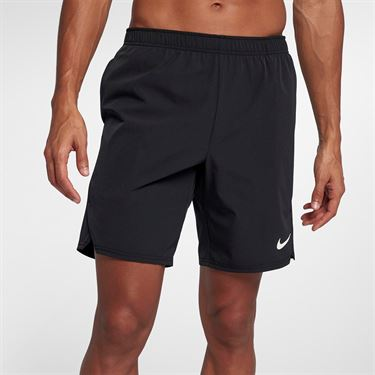 Nike Court Flex Ace 9 Inch Short - Black