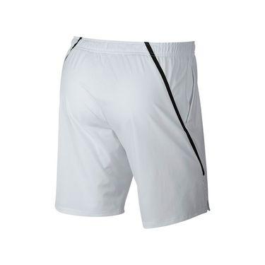 Nike Court Flex Ace 9 Inch Short - White/Black
