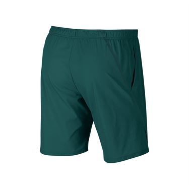 Nike Court Flex Ace Tennis Short - Rainforest/Black