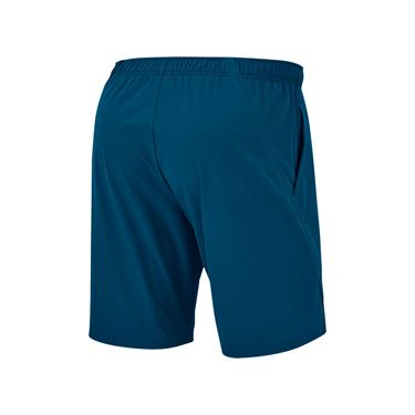 Nike Court Flex Ace Short Mens Valerian Blue/White 887515 432