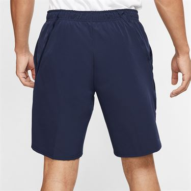 Nike Court Flex Ace Short Mens Obsidian/White 887515 451
