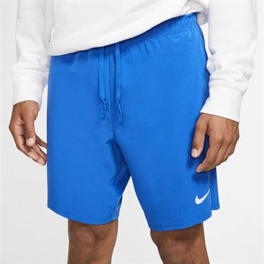 Nike Court Flex Ace Short Mens Game Royal/White 887515 480