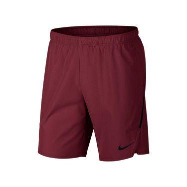 Nike Court Flex Ace 9 Inch Short - Team Red/Black