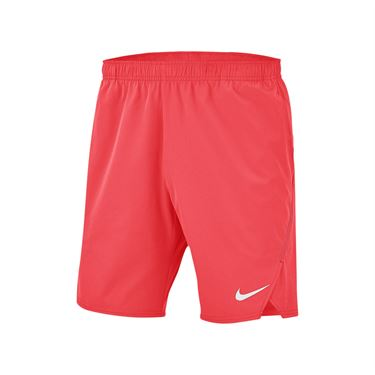 Nike Court Flex Ace Short Mens Ember Glow/White 887515 850