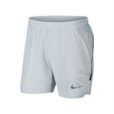 Nike Court Flex Ace Short - Pure Platinum