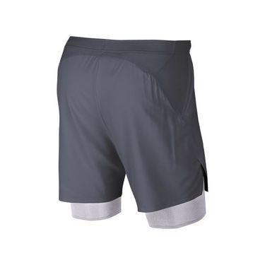 Nike Court Flex Ace Pro Short - Light Carbon/Provence Purple/White