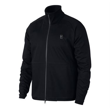 Nike Court Jacket - Black/Grey Heather