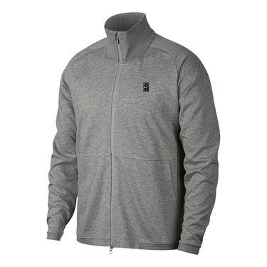 Nike Court Jacket - Grey Heather/Black