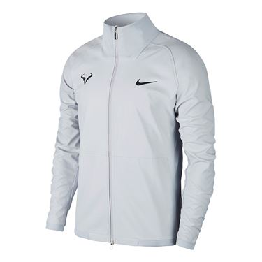Nike Rafa Jacket - Platinum/Black