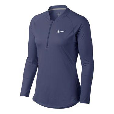 Nike Court Pure Top - Blue Recall