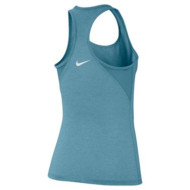 Nike Dry Training Tank Womens Cerulean/Heather/White 889073 424